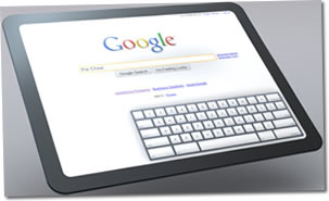 Google To Open Online Store In Readiness For Google Tablet PC