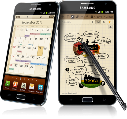 Samsung Galaxy Tab Breaks Five Million Sales