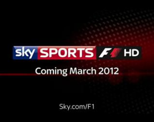Sky Sports Relaunch App For F1 Purpose