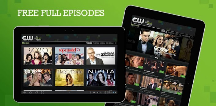 The Cw Launch Full Episode App