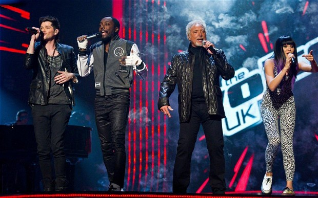 BGT And The Voice Still Unseparated With TV And Online Ratings Level