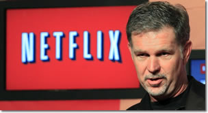 Reed Hastings not a fan of Comcast's data policy