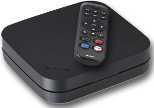 D-Link Release MovieNite Streaming Media Player