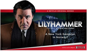 Lilyhammer coming to NEtflix UK