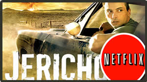 Is all new Jericho heading to Netflix?