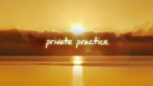 Private Practice In Private Talks For ABC Final Season