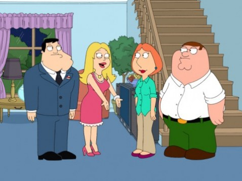 American Dad Real Life
