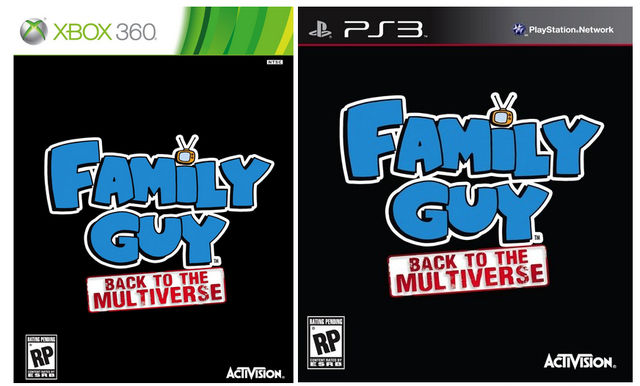 Family Guy Reveal Potential Game In Amazon Leak