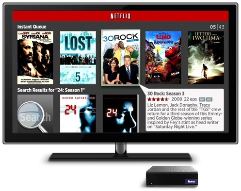 Customers happy with Netflix, for now