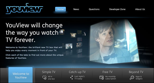 YouView Finally Trials After Mammoth Wait
