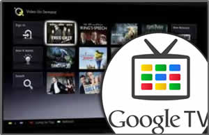 Google TV Going Global