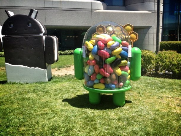 Android Reveal New Operating System As Jelly Bean