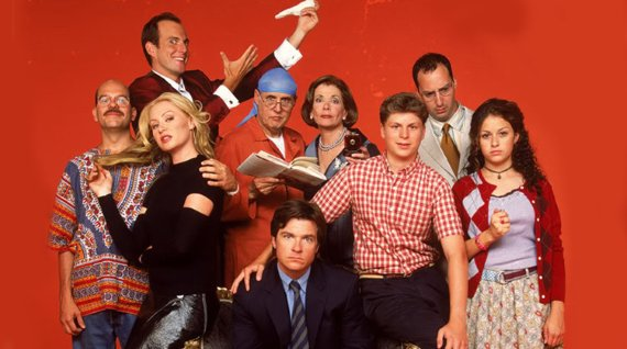 Arrested Development Revealed As Netflix Exclusive In UK