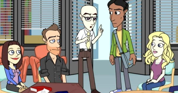 Animated Comedy Consortium Complain Over Community Emmys Nomination