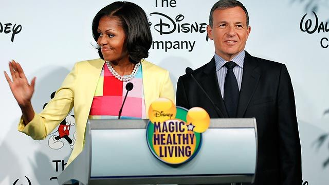 Disney Stop Sugar Rush With Junk Food Ad Ban