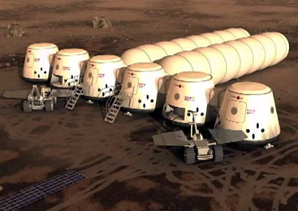 Dutchman On Another Planet With Mars Reality Series Plans