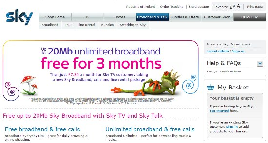 Sky Put Up Pirate Bay Block In Time For Deadline