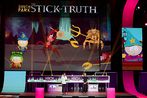 South Park: The Stick Of Truth Revealed At E3