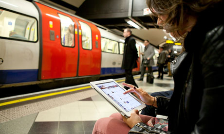 London Underground Put First Wi-Fi Spots Into Action