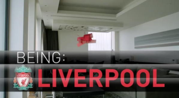 Liverpool FC Add Another Channel To Reality Series