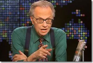 Larry King Now comes to Hulu