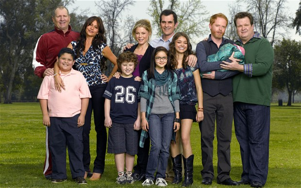 Modern Family Win And Inspire Kid Cast To Strike