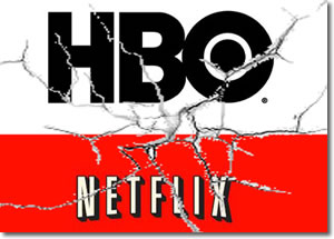 No future for HBO and Netflix partnership
