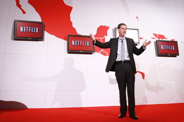 Netflix Record Billion-Hour Monthly Viewing Rates