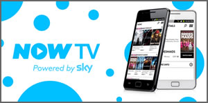 NOW TV mobile movies on-demand