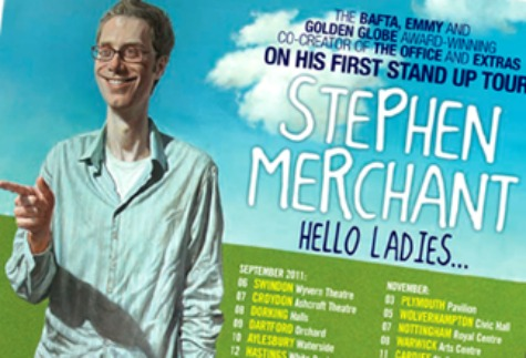 Stephen Merchant Given HBO Comedy Pilot