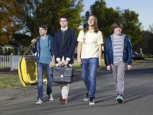 MTV Release Trailer For Inbetweeners USA