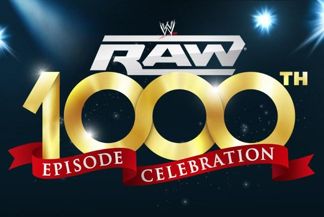 WWE Raw Hits 1000 With Episode Length Expansion