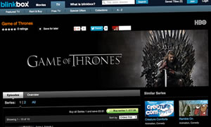 HBO content comes to Blinkbox