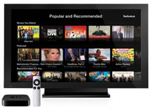 Hulu Plus comes to Apple TV - photo Hulu
