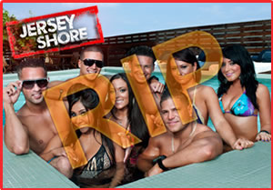 Jersey Shore will soon be no more