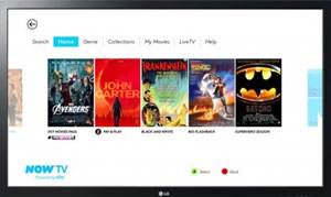 Xbox 360 Gets Sky NOW TV Movie Streaming App