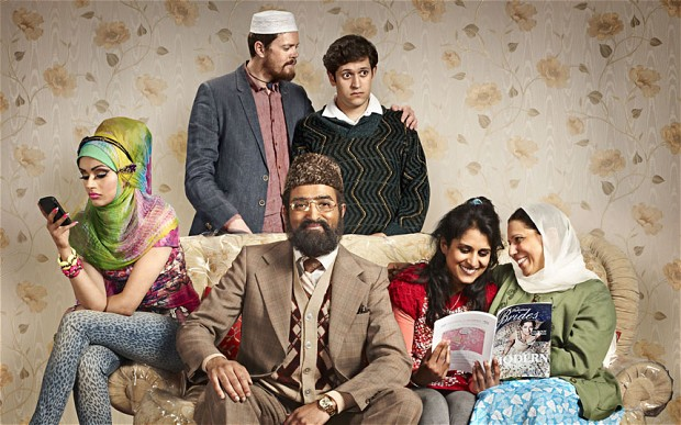 Citizen Khan Debuts With BBC Complaints