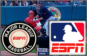 MLB strikes deal with ESPN