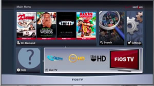 FiOS TV app comes to Samsung TV