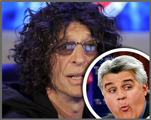 Howard Stern is not a Jay Leno fan