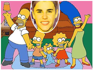 Bieber Fever Comes To 'Simpsons' Springfield This Season