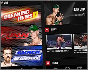WWE Launches New Programming Companion App For Mobile Devices