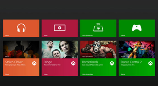 Windows 8 Confirmed As New Xbox Feature
