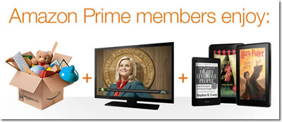 Amazon Prime a big hit with consumers