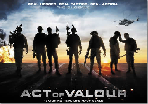 """Act Of Valor"" Being Adapted For Television Show"