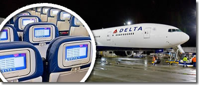 Delta Air Lines Adding In-Flight On-Demand Streaming For Tablets
