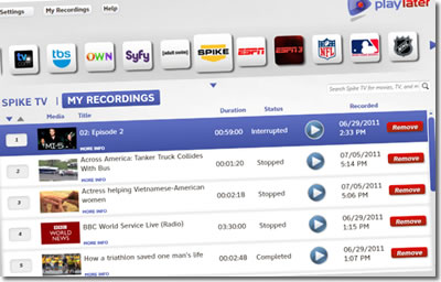 PlayLater brings DVR capabilities to streaming services