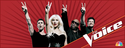 NBC Announces Two New Judges For 4th Season Of 'The Voice'