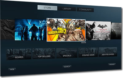 Valve Brings Steam Powered Big Picture To The Television Set