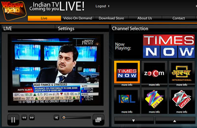 Watch India TV App Released For Smartphones